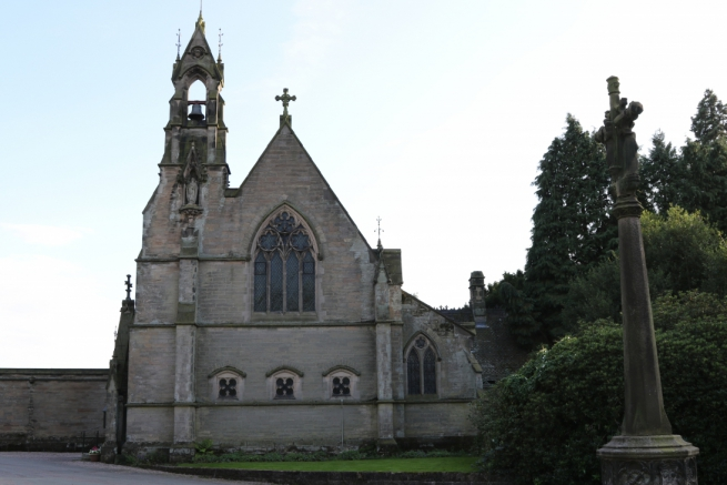 Image of the Church Exterior